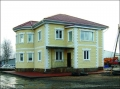 Дом из теплоблоков 3